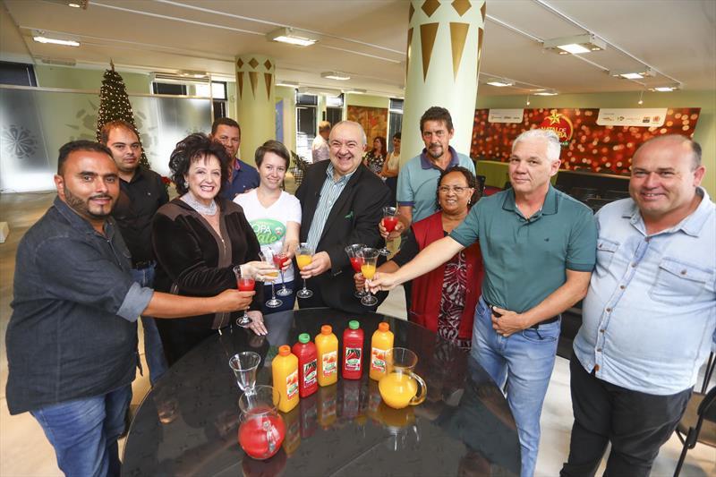 Sucos do Vale da Ribeira serão incluídos na merenda escolar