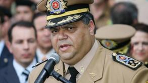 Morre o ex-comandante da PM do Paraná Nemésio Xavier