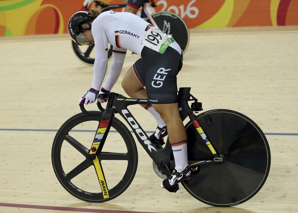 Bicampeã olímpica fica paraplégica depois de acidente em treino