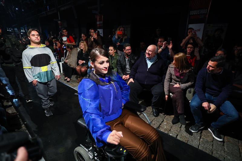 Moda inclusiva é destaque no Boqueirão Fashion Day