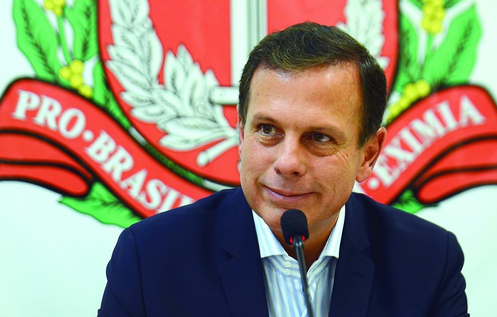 João Dória é o novo governador de São Paulo