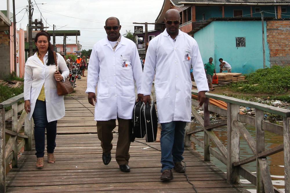 Programa Mais Médicos economizou um terço do orçamento