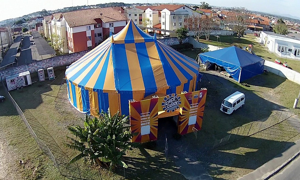 Projeto oferece aulas gratuitas de circo no Alto Boqueirão