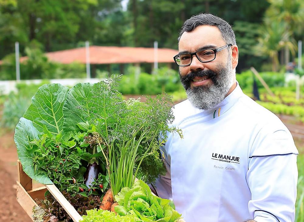 Mestre da gastronomia funcional é o novo professor do Centro Europeu