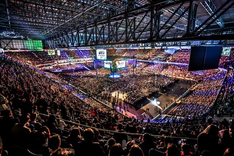 Curitiba pode receber novamente o UFC em 2019