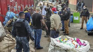 Guarda Municipal encontra material furtado de equipamentos públicos