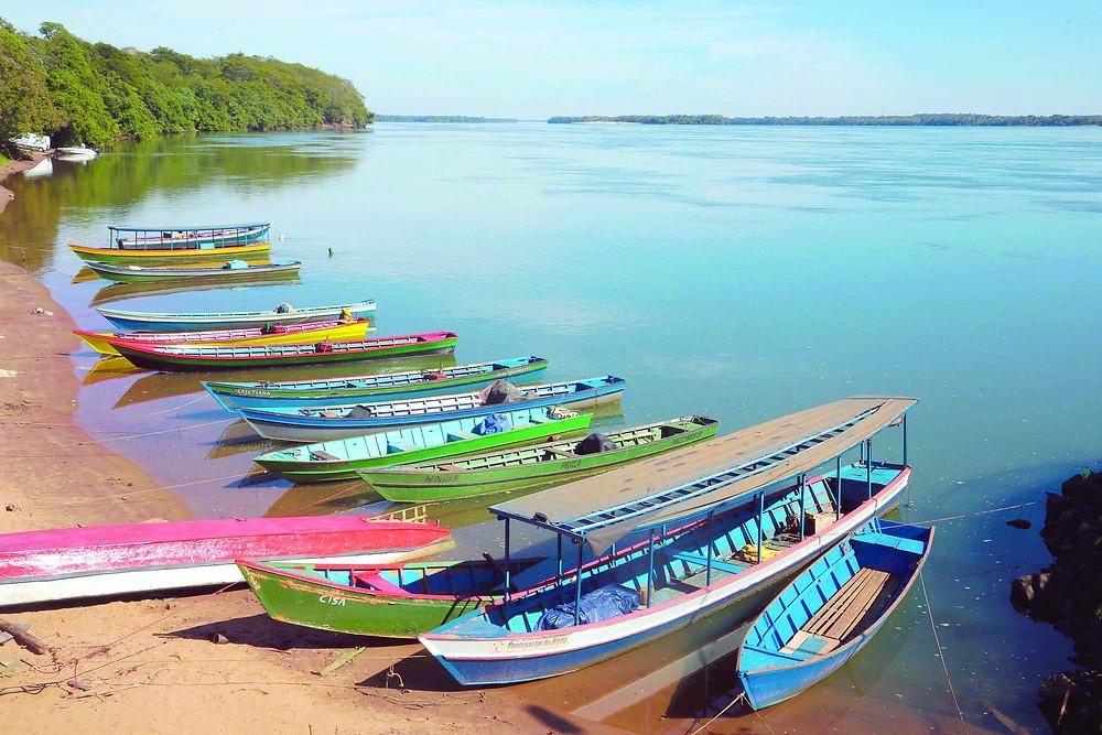 Praias de água doce enriquecem turismo