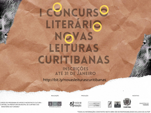 Concurso literário vai premiar novos escritores