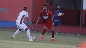 Athletico perde para o Cianorte na estreia do Paranaense