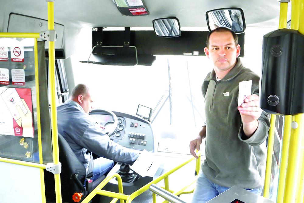 Greca propõe o fim dos cobradores nos ônibus