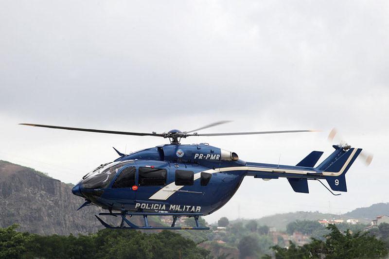 PM faz operação para prender fugitivos de Piraquara