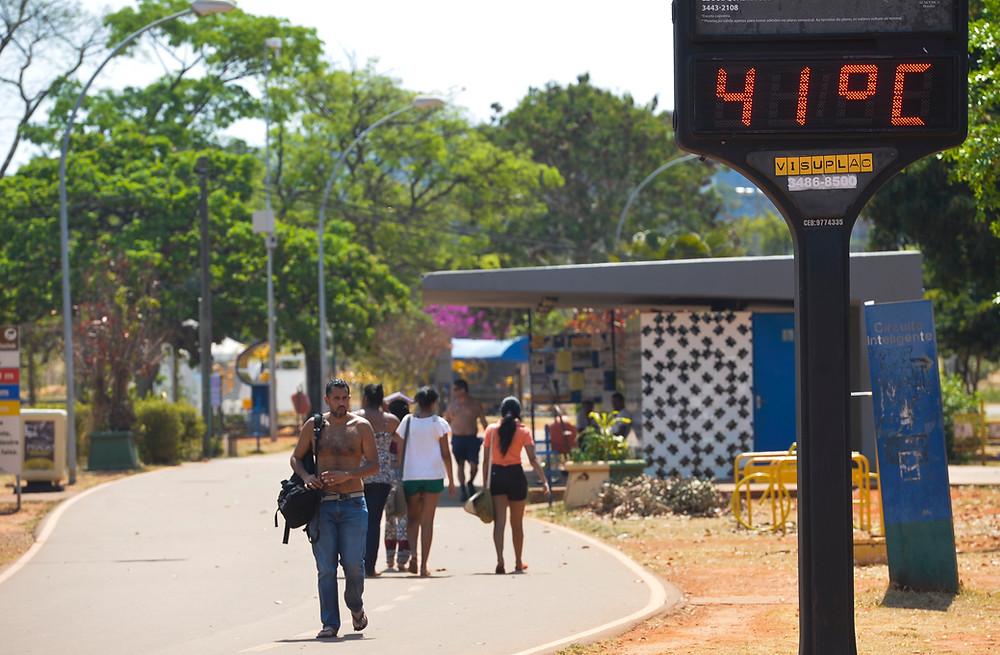 El Niño fará verão no Brasil ser mais quente e chuvoso