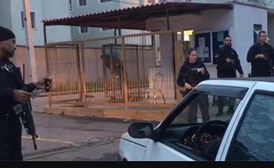 Polícia ocupa condomínio na RMC comandado pelo crime