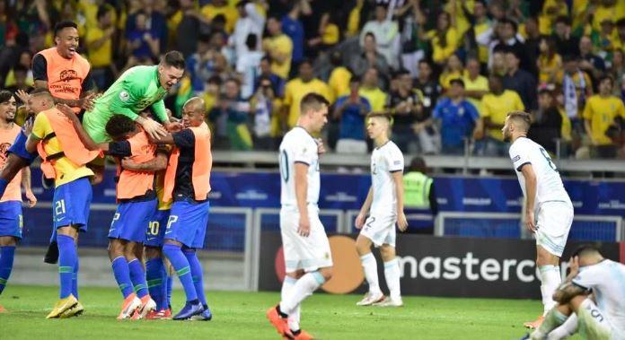 Imprensa argentina detona VAR e contesta vitória brasileira