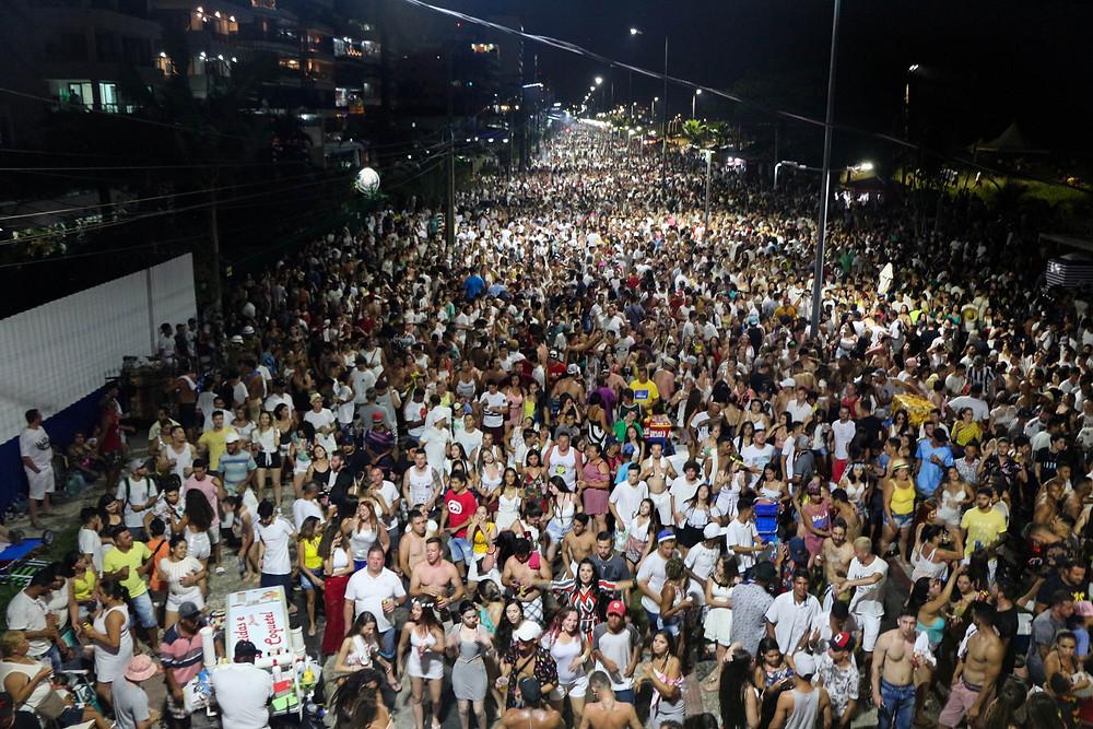 Litoral do Paraná recebe 1,7 milhão de pessoas no Reveillon