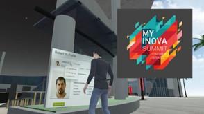 Crie seu avatar e interaja no My Inova Day 2020