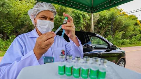 Curitiba espera vacinar 23,5 mil pessoas com segunda dose nesta semana