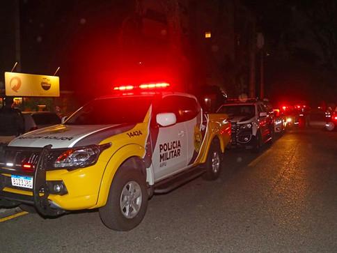 Lockdown em Curitiba começa com R$ 140 mil em multas