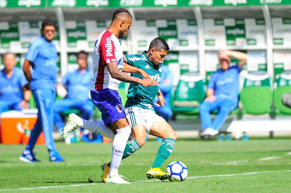 Paraná perde para o Palmeiras na Alianz Arena