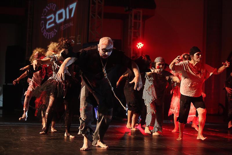 Festival de Dança de Curitiba reúne 1.300 bailarinos
