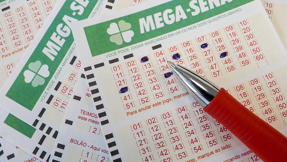 Prêmio da Mega-Sena para sábado chega a R$ 105 milhões