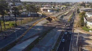 Linha Verde recebe obras de pavimentação a partir desta quarta-feira