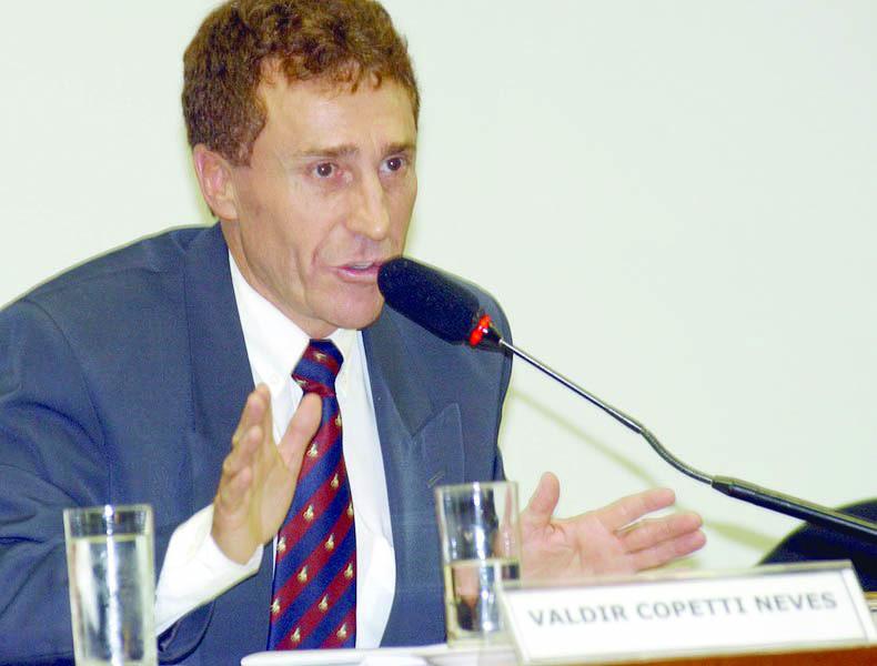 Coronel Valdir Copetti é executado a tiros