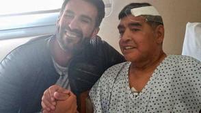 Casa e consultório de médico de Maradona são alvos de buscas