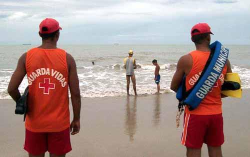 Litoral do Paraná tem a oitava morte por afogamento da temporada