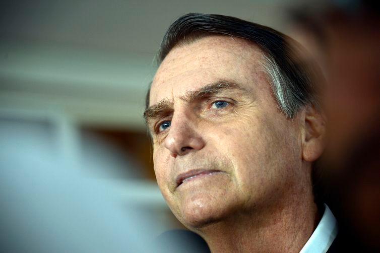 PF cumpre mandado de busca de ameaça contra Bolsonaro