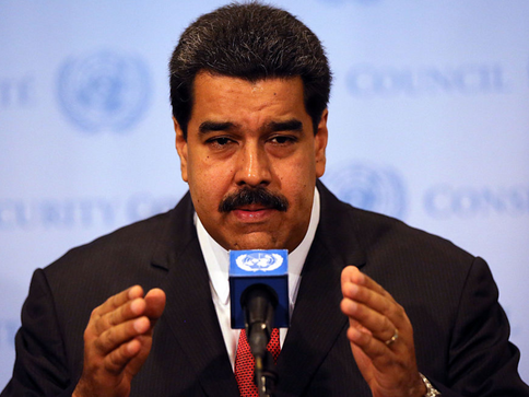 Maduro autoriza e empresa vai buscar oxigênio para o Amazonas