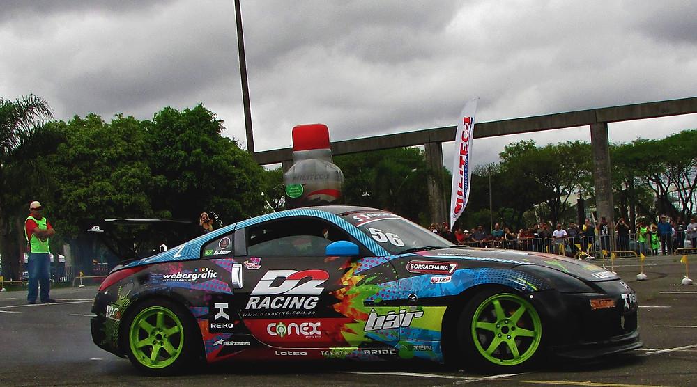 Pinheirão recebe o Curitiba Show Car