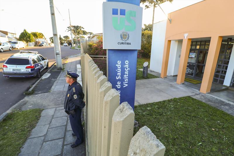 Unidades de saúde de Curitiba terão mais guardas municipais