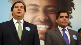 DEM decide expulsar Rodrigo Maia da sigla