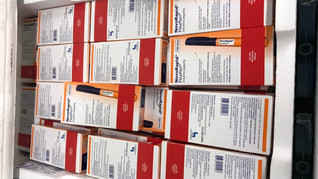 Estado finaliza compra emergencial de insulina