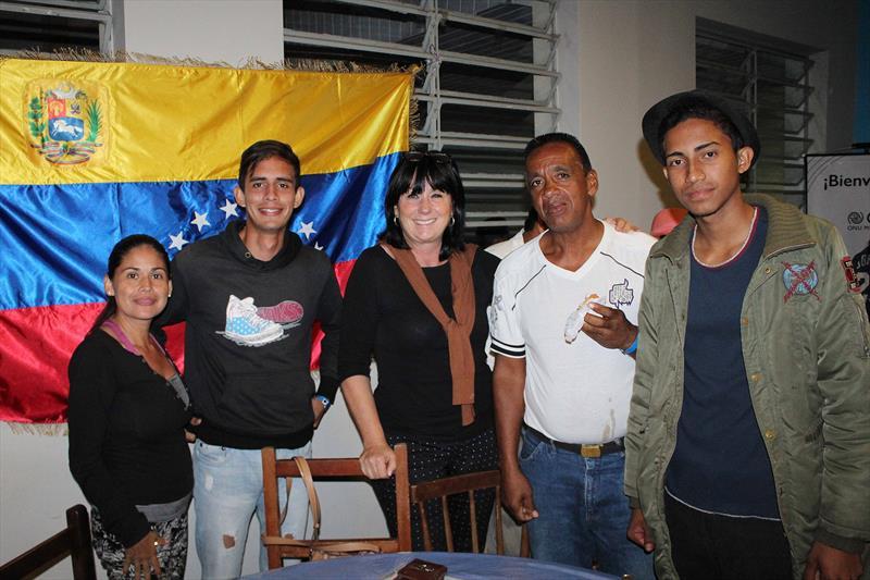 Curitiba vai oferecer serviços a imigrantes venezuelanos