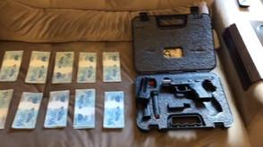 Justiça bloqueia R$ 400 milhões do tráfico de drogas