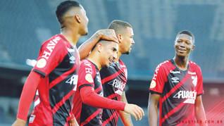 Athletico tem seu melhor início de Série A da história