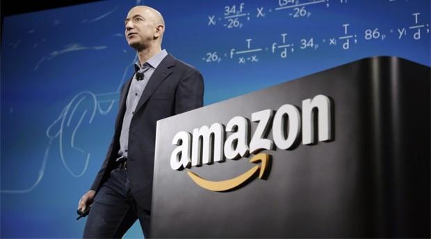 Amazon é a segunda empresa privada a valer US$ 1 trilhão