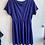 Thumbnail: Torrid size 2 Purple Floral Dress