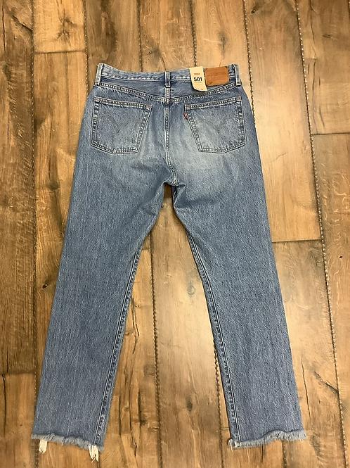 Levi 501 jeans size 11