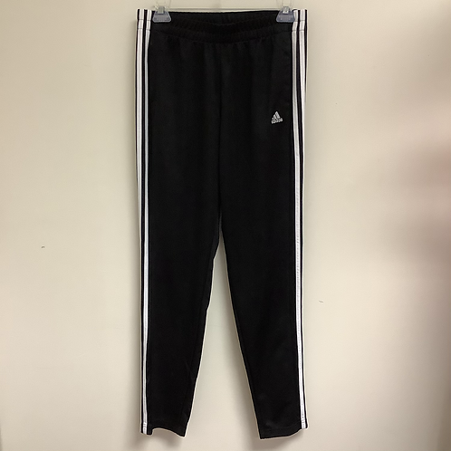 Medium Adidas track pants black