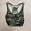 Thumbnail: Camo PINK sports bra size medium