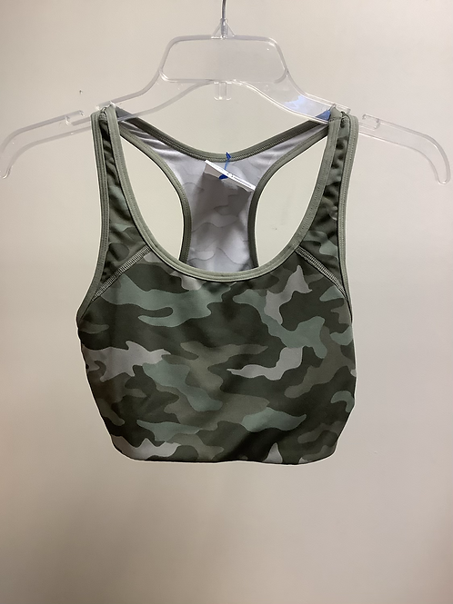 Camo PINK sports bra size medium