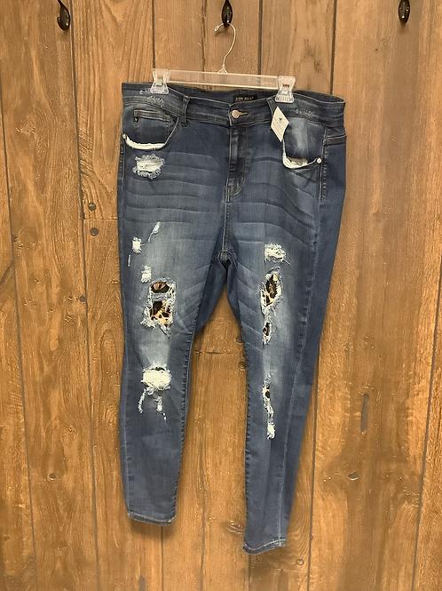 July Blue jeans size 20