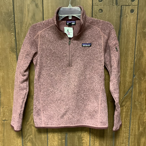 Small Patagonia pullover pink