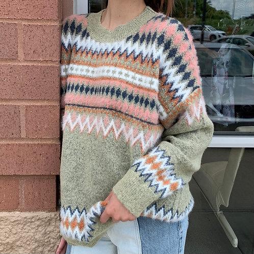 &merci Sweater size M