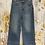 Thumbnail: Size 8 Banana Republic wide leg jeans