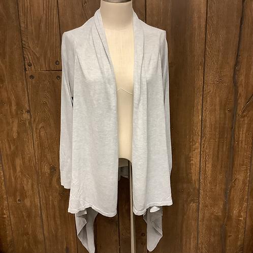 Medium new with tags Chicos gray sweater cardigan