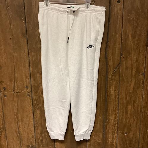 Large Nike joggers gray